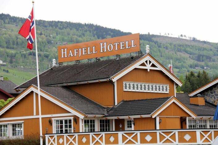 Frittstående Hafjell Hotell er fylkesvinner i Oppland. (Foto: Hafjell Hotel)