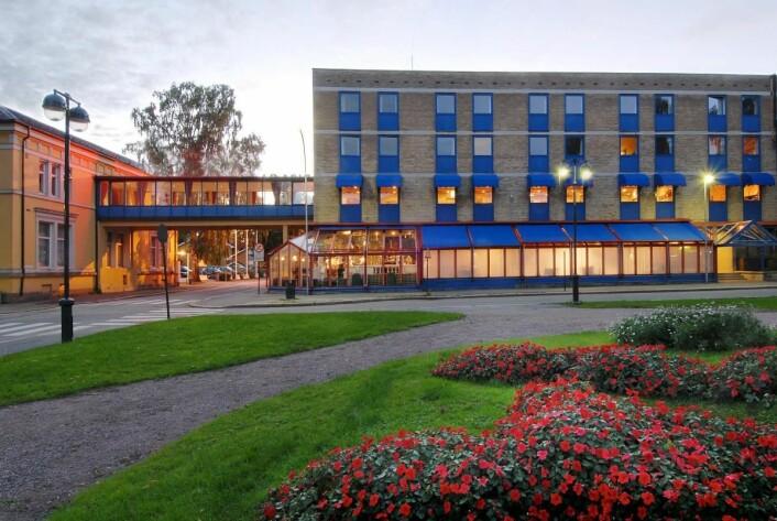 Scandic Park Drammen er fylkesvinner i Buskerud. (Foto: Scandic Hotels)
