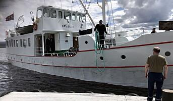 Innlandsbåtene klare for sommersesongen