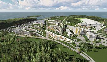 Åpnet de to første hotellene på Oslofjord Convention Center