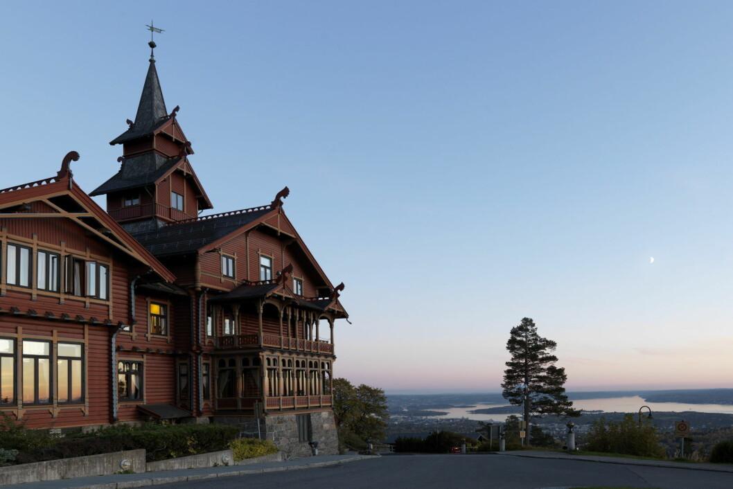 Scandic Holmenkollen Park. (Foto: Scandic Hotels)