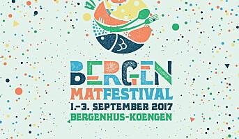 Gode matopplevelser på Bergen Matfestival