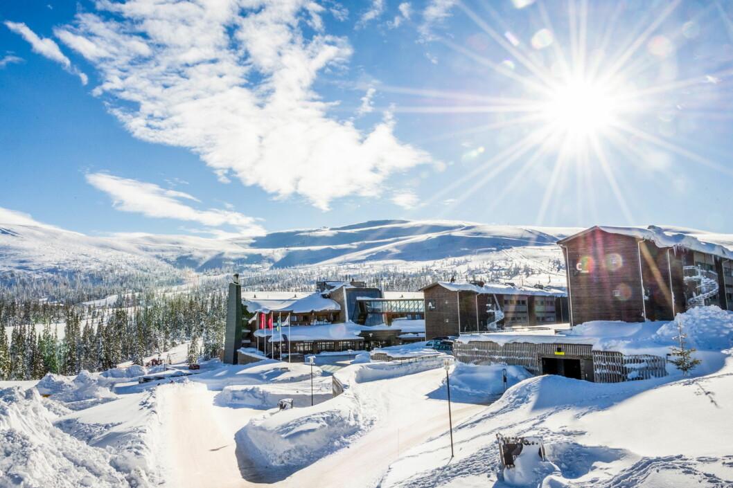 Radisson Blu Mountain Resort i Fageråsen i Trysil. (Foto: Rezidor)