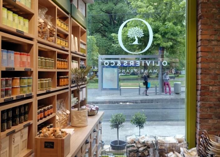 Oliviers&Co på Grünerløkka. (Foto: Jim Hensley)