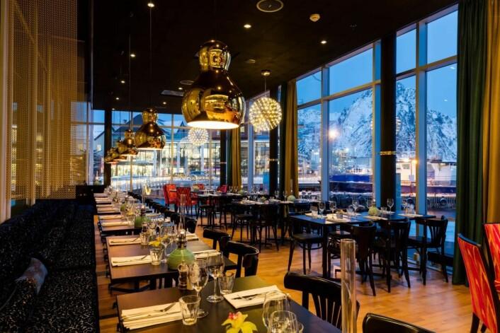 Fjorårsvinneren Thon Hotel Lofoten er blant de åtte finalistene. (Foto: Thon Hotels)