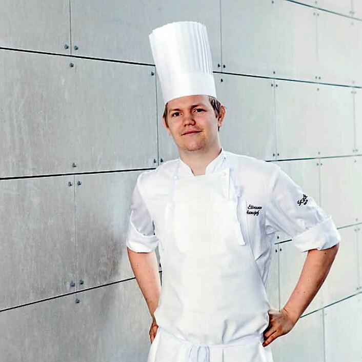 Sigve Eliassen er kjøkkensjef på Scandic Nidelven, som har vært på pallen i frokostkåringen hvert eneste år siden starten i 2005. 10 ganger har det blitt seier. (Foto: Scandic Hotels)