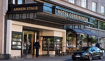 Historisk godt resultat for Hotel Continental