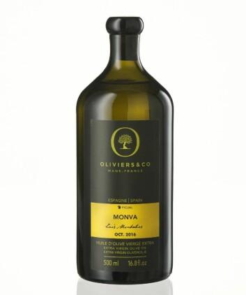 Monva Grand Cru olivenolje