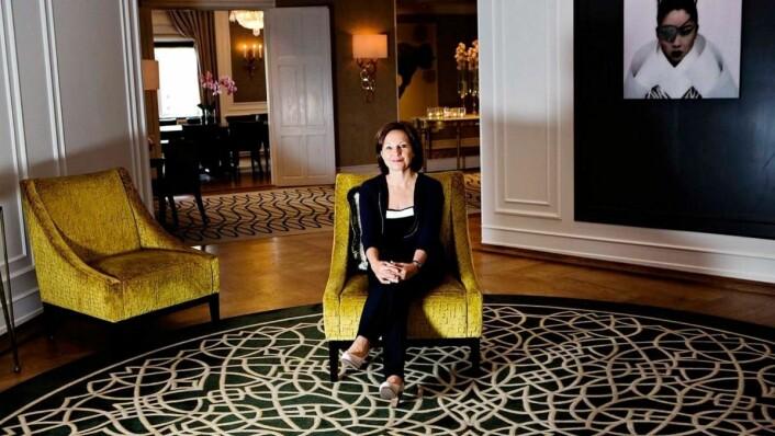 Eier og konsernsjef i Continental-konsernet Elisabeth C. Brochmann. (Foto: Aftenposten/Pressfoto fra NTB Info)