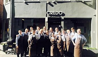 Credos siste servering i Midtbyen