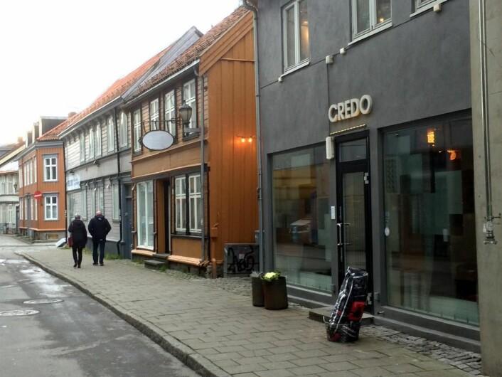 Credo har hatt sin siste servering i lokalene som har huset restauranten i 19 år. (Foto: Morten Holt)