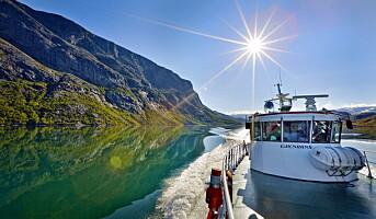 Tror på turistrekord i sommer