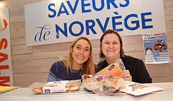 Smaken av Norge – i Frankrike