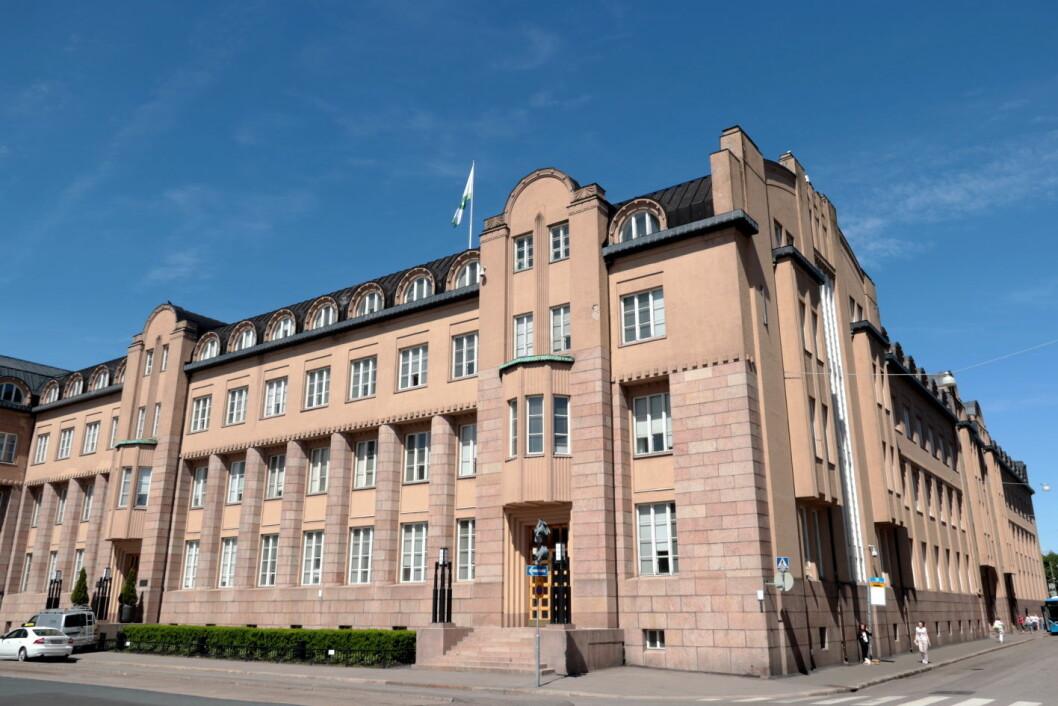 Scandic har inngått en avtale med Exilion om å åpne et nytt hotell i stasjonsbygget ved Helsinki jernbanestasjon. (Foto: Scandic Hotels)