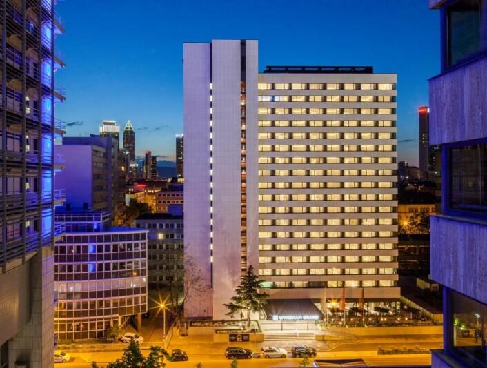 Hotellet i Frankfurt blir Scandics fjerde hotell i Tyskland. (Foto: Scandic Hotels)