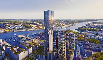 Nordens høyeste bygning blir Clarion-hotell
