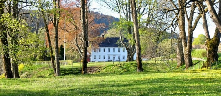 Boen gårds historie strekker seg over 500 år tilbake i tid. (Foto: Boen gård)