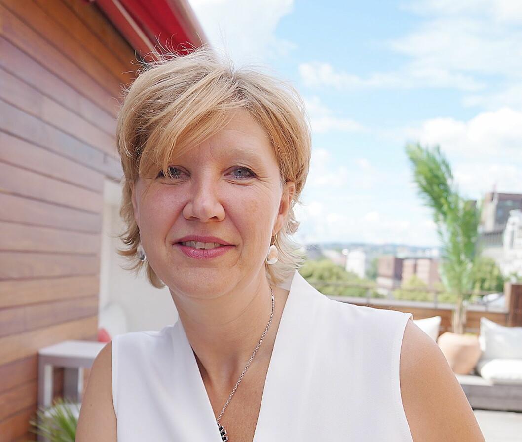 Vibeke Raddum er ansatt som ny administrerende direktør i First Hotels. (Foto: First Hotels)