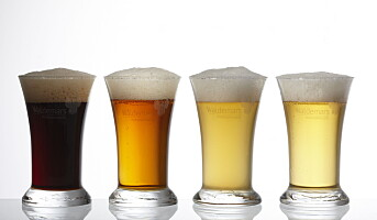Hvorfor skummer ølet?