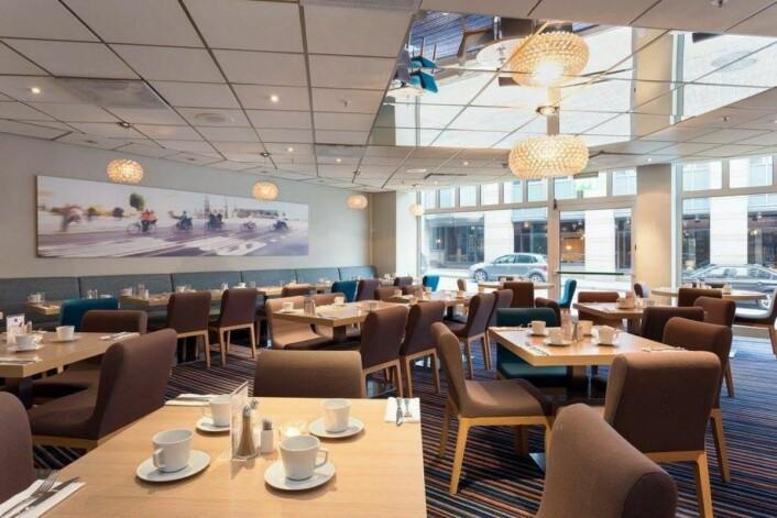 Scandic Byparken serverer Bergens beste frokost i 2017. (Foto: Scandic Hotels)