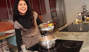 Niru Kumra med ny kokebok