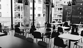 Fazer serverer kunststudenter i Bergen