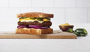 En hyllest til burgerkulturen