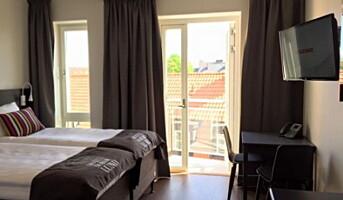 Hotel Nordic Lund inn i Best Western