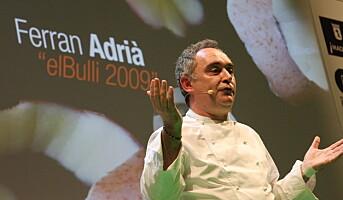 Adrià til Horeca: Nå kommer indisk mat