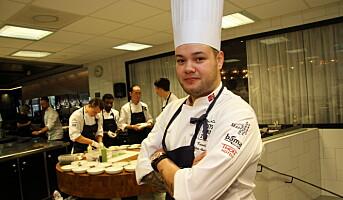 Årets kokk-kandidat: Christian André Pettersen