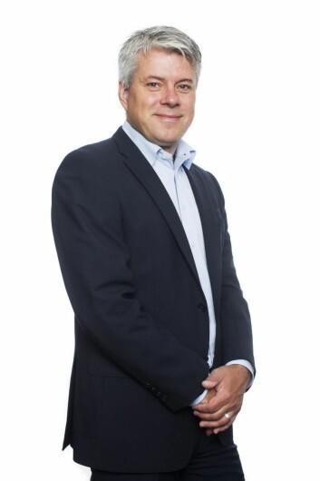 Leder for NHO Reiselivs innkjøpskjede, Morten Karlsen. (Foto: NHO Reiseliv)