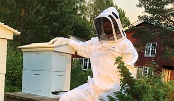 Lager Kleivstua-honning på unikt vis