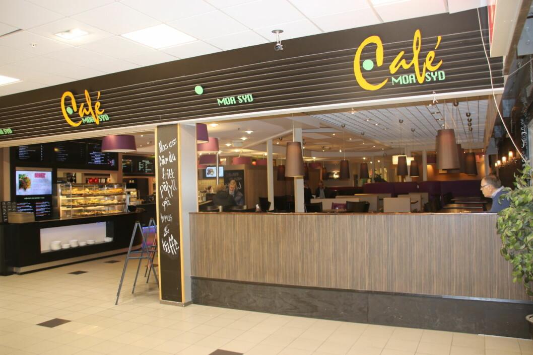 Paul Are Gjønnes er ny eier og driver av Café Moa Syd. (Foto: Privat)