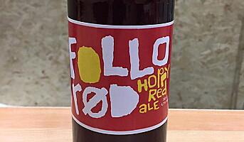 Gulating med nytt Follo-øl
