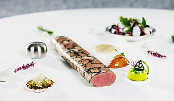 Se bilder av Årets kokk-rettene