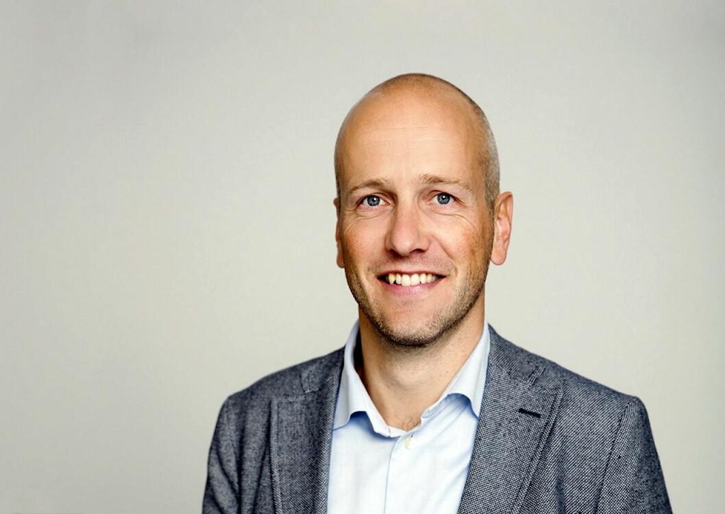 Marius Zachariasen. (Foto: First Hotels)