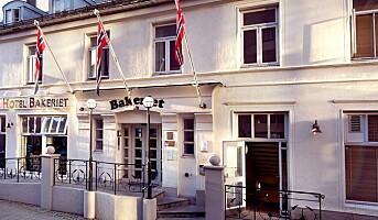 Hotel Bakeriet inn i Best Western