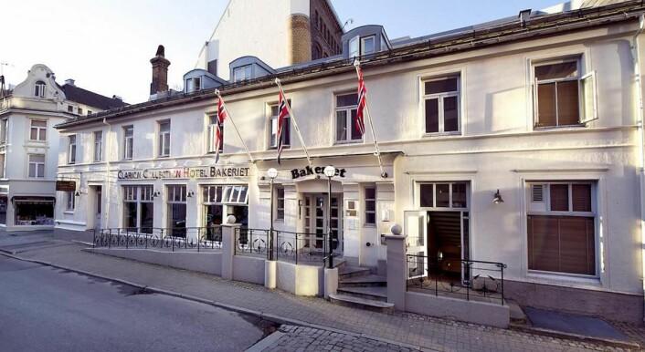 Hotel Bakeriet går fra Nordic Choice Hotels (Clarion Collection) til Best Western. (Foto: Hotellet)