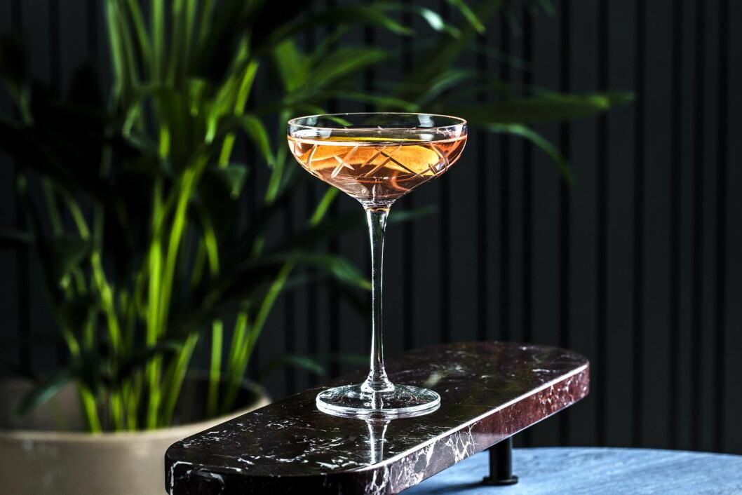 Drinken Oahakka er blant Ling Lings mest solgte. (Foto: Ling Ling/Hakkasan)