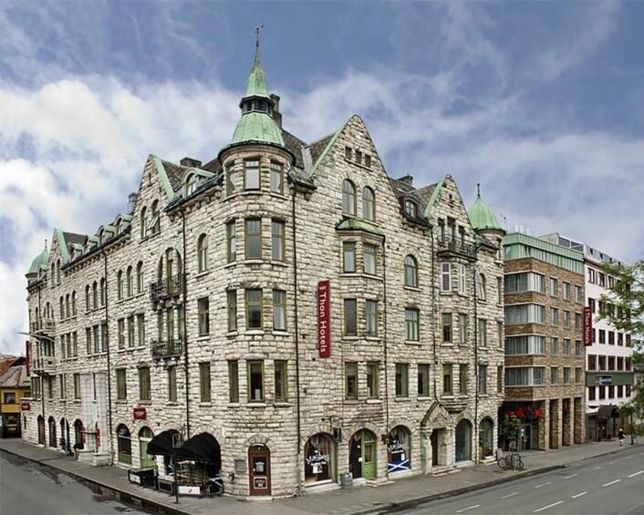 Thon Hotel Gildevangen blir til Thon Hotel Nidaros. (Foto: Thon Hotels)
