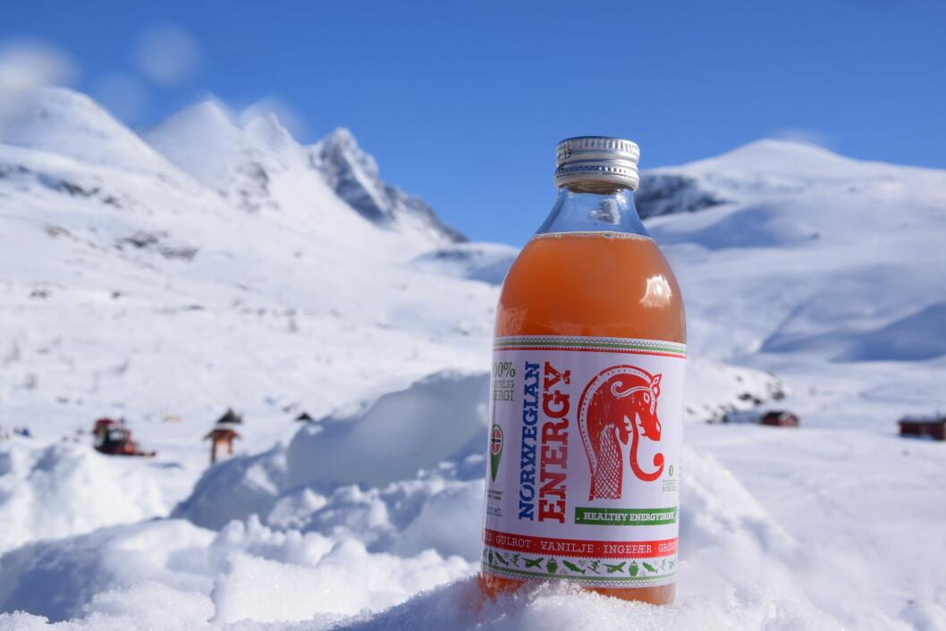 Norwegian Energy Drink. (Foto: Norwegian Energy Drink)