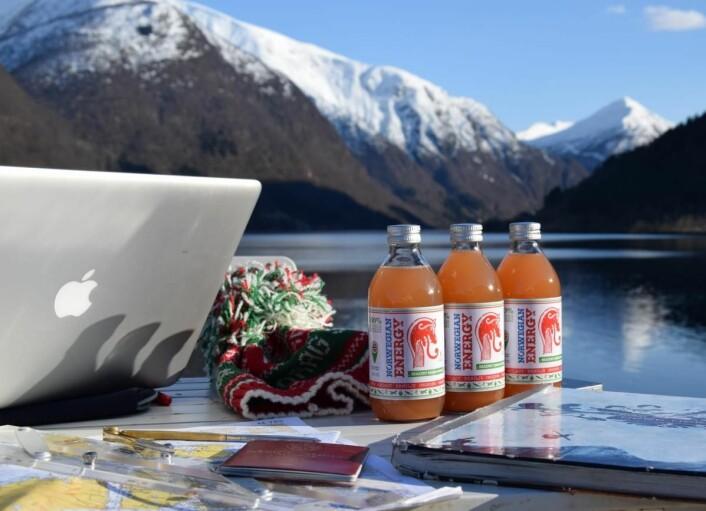 Foto: Norwegian Energy Drink