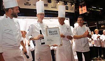 Deltar i Global Chef Challenge i Praha