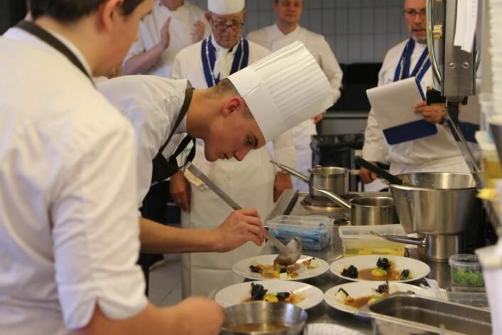 Scandic ønsker å ta sin del av ansvaret for at flere unge velger og fullfører matfag. Scandic Lærlingecup er ett av flere tiltak.(Foto: Scandic Hotels)