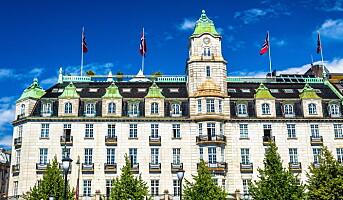 Nye priser til Grand Hotel