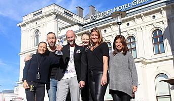 Europas beste Comfort-hotell