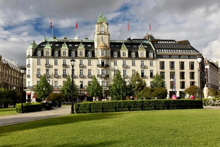 Grand Hotel Oslo har siden 20. juni 2017 vært en del av Scandic sin signaturportefølje, og hotellet endret samtidig navn til Grand Hotel Oslo by Scandic. (Foto: Scandic Hotels)