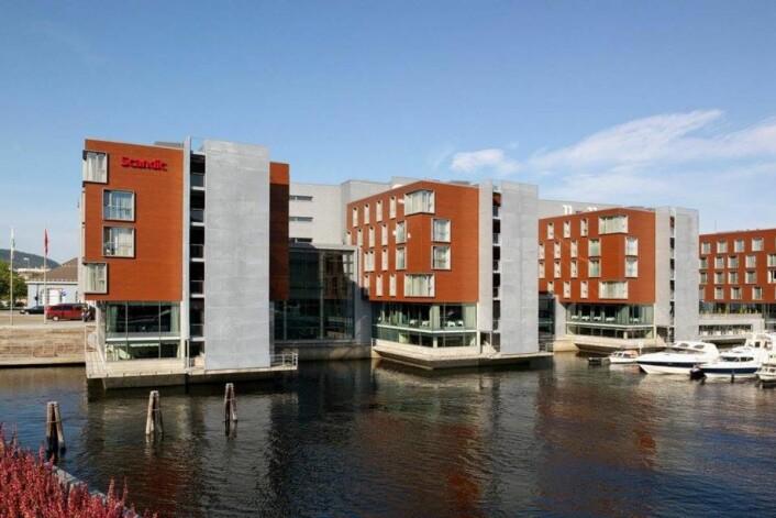 Scandic Nidelven har vunnet kåringen av landets beste hotellfrokost 11 av 13 ganger. (Foto: Morten Holt)