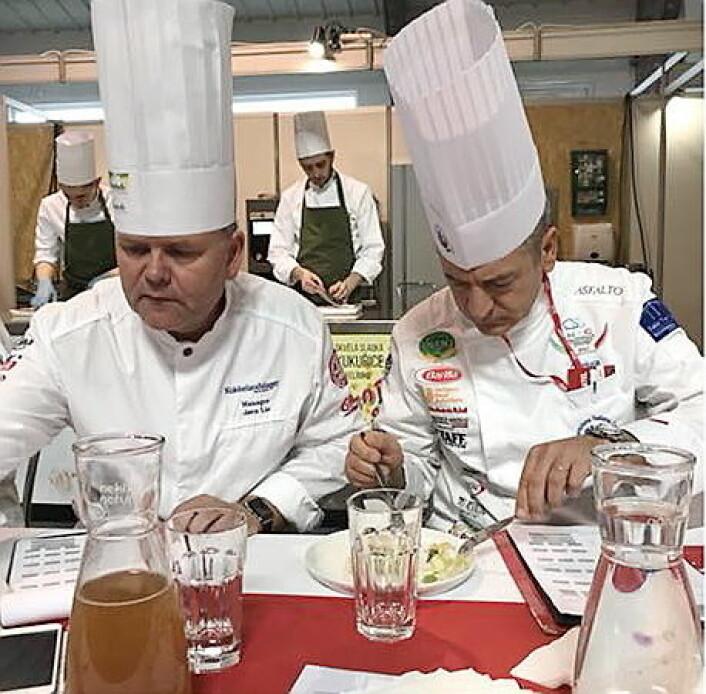 Jørn Lie var Norges dommer i konkurransene i Praha. (Foto: NKL)