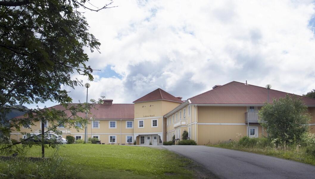 Lofoten Hotell blir nå Scandic-hotell. (Foto: Lofoten Hotell)